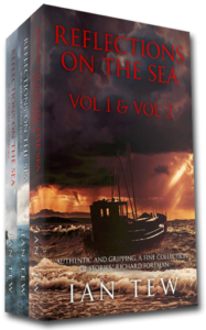 Reflections On the Sea Vol 1 & Vol 2 by Ian Tew