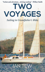 Two Voyages by Ian Tew